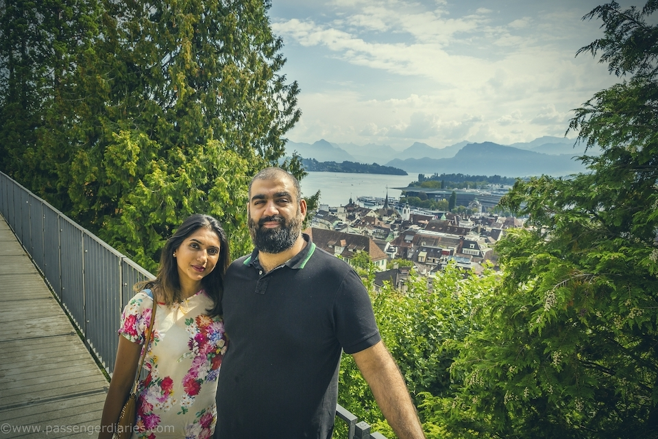 Lucerne Private Photo Shooting