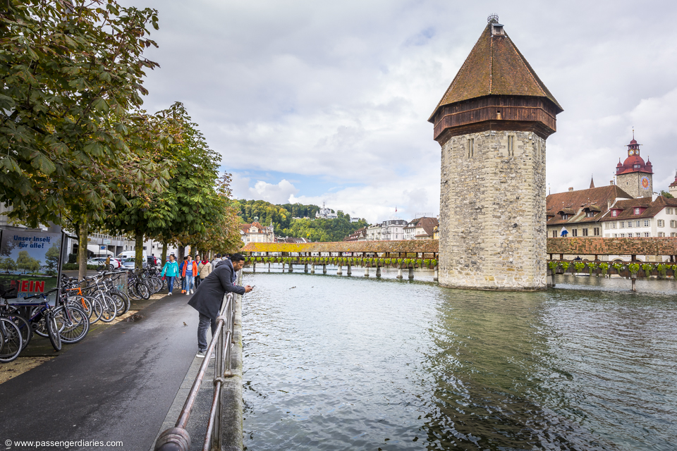 Lucerne city tour extension