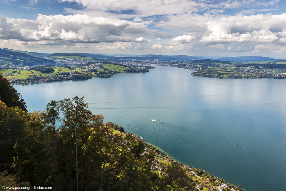 Bürgerstock day tour