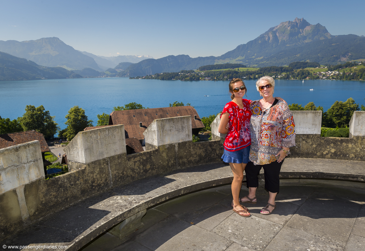 Lucerne Castle & Villages Tour