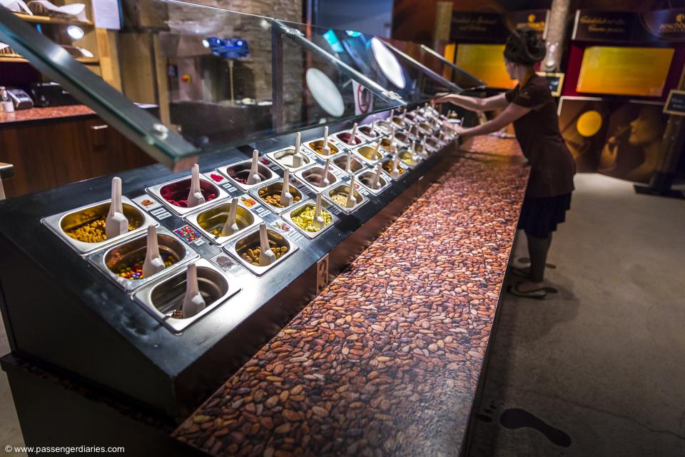 Chocolate Factory & Tasting