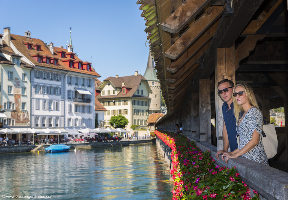 Lucerne Photo Walking Tour