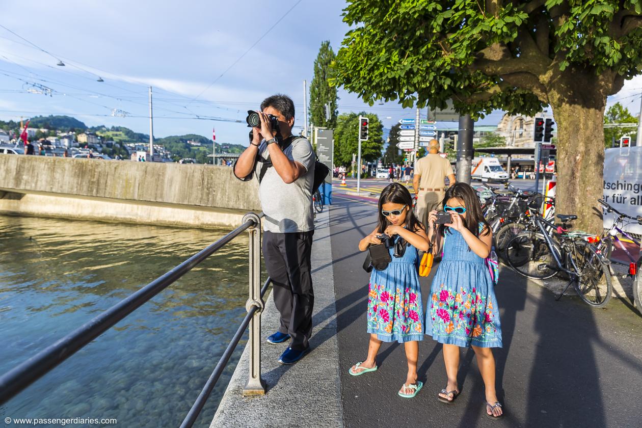 Lucerne Photo Walking Tour