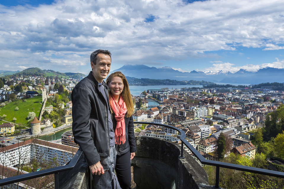 GUIDED LUCERNE WALKING TOURS