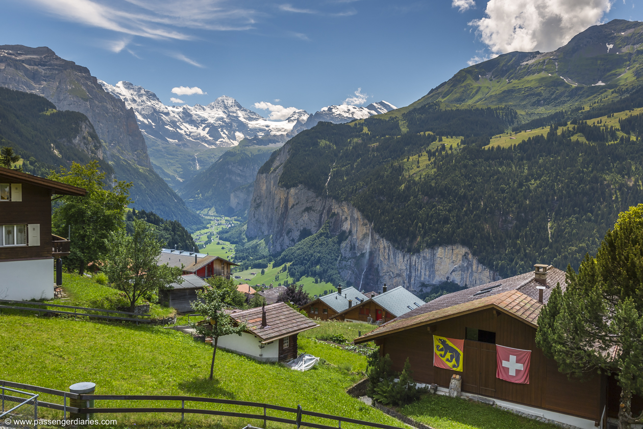 Lauterbrunnen Tour