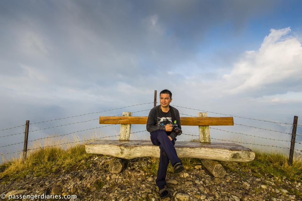 Luis Mt Rigi Sunrise Experience