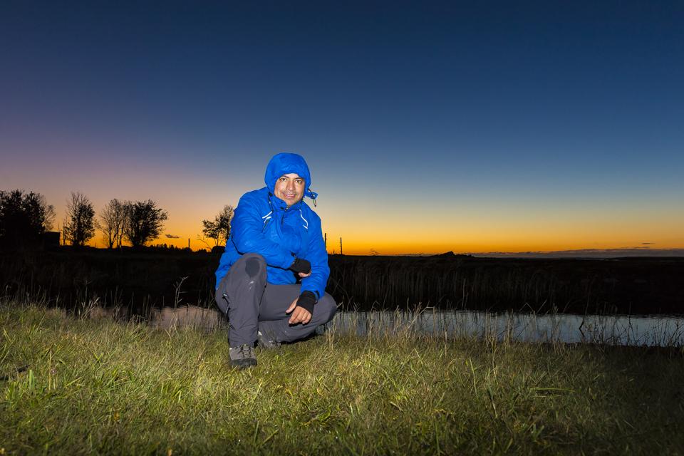 Luis Estonia Sunrise