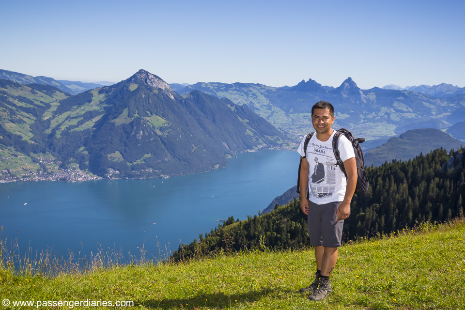 Luis Central Swiss Alps