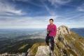 Luis at Mt Pilatus