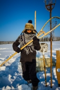 Luis Ice Fishing Siberia