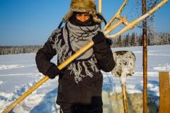 Luis Ice Fishing Siberia
