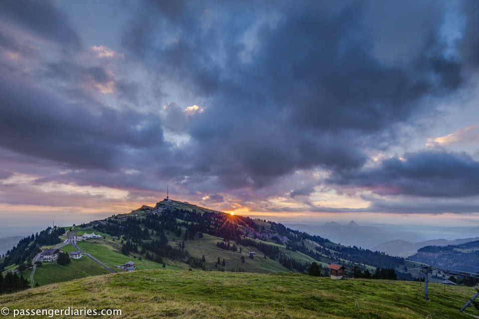 Mt Rigi Sunrise Photo Tour