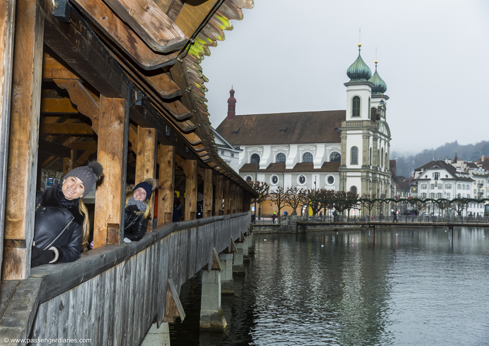 Lucerne Winter Photo Tour