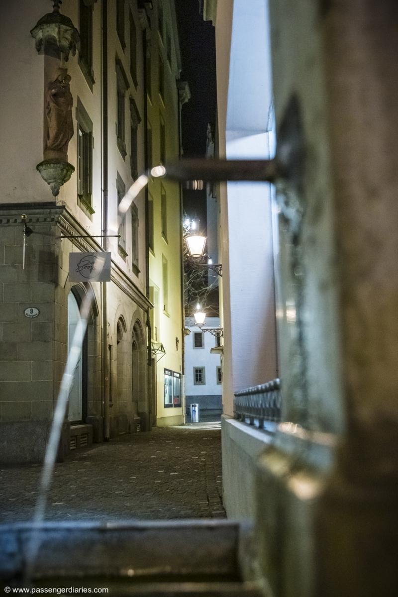 Lucerne Night Photo Walk
