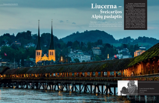 Lithuanian Travel Magazine