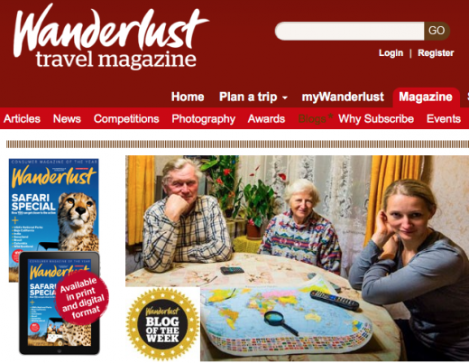 Wanderlust UK Travel Magazine