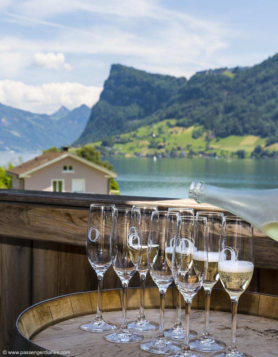 Lucerne Wine Tasting Tour