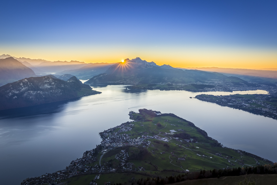Mount Rigi Day Photo Tour