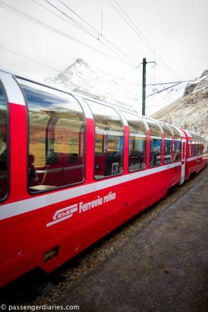 100 years, Bernina Train