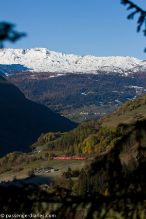 The greatness of the Bernina Line