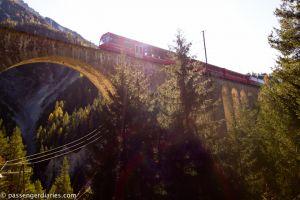 Wander way to Wiesner Viadukt