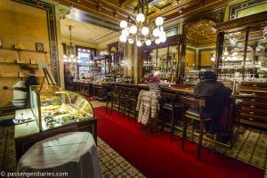 Coffee Bar at Cafe Demel