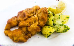Wiener Schnitzel-Cafe Central