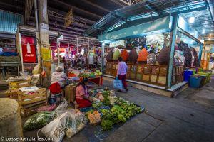 market daily life