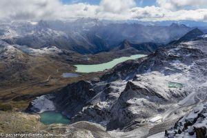Lago Bianco, Lej Nair & Lej da las Collinas.