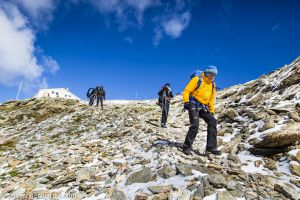 Pers Glacier wander path.