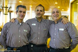 Berghaus friendly staff.